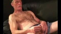 Naughty Mature Amateur Ralph Jacking Off Thumb