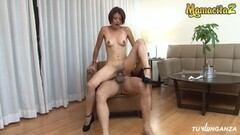 Latina Fucked By A Huge Cock Thumb