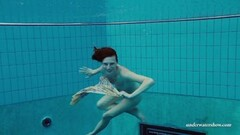 Sexy underwater babe Lera from Russia Thumb