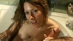 Frisky Handjob For When You Are Bored from Horny Busty MILF Thumb