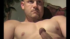 Kinky Mature Amateur John Jerking Off Thumb