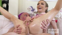Hot Karla Kush comes over for a rough fuck Thumb
