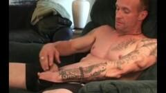 Kinky Mature Amateur Tim Jacking Off Thumb