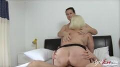 Lacey Starr fucks in Threesome Thumb