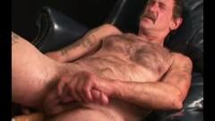 Naughty Mature Amateur Chris Beating Off Thumb