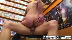 Deep toy and man eating ass Make that money! Thumb