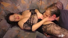 SEXTAPE GERMANY - Dutch mature enjoys amateur action Thumb