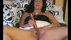 Sweet Cari Wood loves the electrodes Thumb