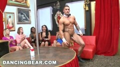 DANCINGBEAR - Birthday party with Dancing Bear Strippers Thumb