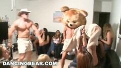 DANCINGBEAR - Special Delivery for Sexy College Girls Thumb