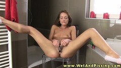 hairy wife fuck and facial Thumb