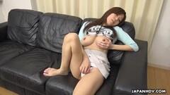 Naughty Japanese Mature, Chihiro Akino Is Moaning, Uncensored Thumb