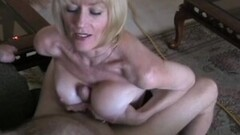 Kinky Sexy Granny Uses Oral Skills For Cumshot Thumb