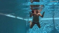 Puzan Bruhova sexy underwater submerged teenie Thumb