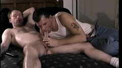 Cute Dude Trading Head With Str8 Johnny Thumb