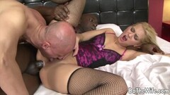 DoTheWife - Cuck Licks During Anal Collection Thumb