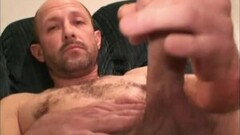 Frisky Amateur Scott Jerking Off Thumb