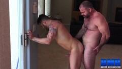 tall perky titty Vickie Medina enjoying a hard ramming session with her hor Thumb
