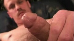 Knocking The Back Out of That Shaved Pussy Thumb