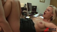 Fat MILF  Pussyfisted by guy with tiny dick Thumb