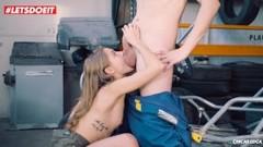 LETSDOEIT - Hot TEEN Tiffany Tatum PUBLIC Nudity and Wild FUCK Fest Thumb