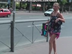 Picked up sexy blonde Thumb