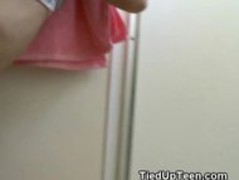 Teen Girl Chained Up And Fucked In A Bathroom Thumb