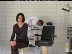 Preg Women And Her Gynaecologist pregnant preg prego preggo Thumb