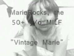 MarieRocks 50 Plus MILF   Vintage Classic Style Thumb