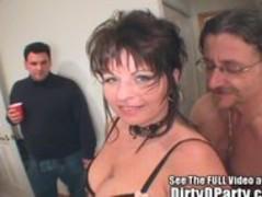 Brandi Landers Gang Bang Party At Dirty Ds Den of Debauchery Thumb