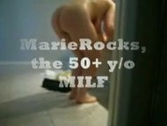 MarieRocks 50 Plus MILF  Spying on Me Naked Thumb