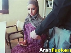 Arab Applies For Job Ends Up Fucking For Cash Thumb