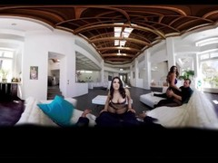 VR Orgies Group Sex  360° Experience Virtual Reality Porn Thumb