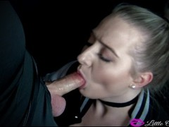 LEGENDARY - A Young Girl, A Hard Cock And A Mouthful of Cum! 4K Thumb