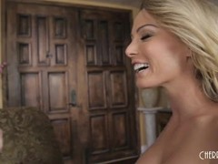 Australian Big Boob Babe Isabelle Deltore LoveTo Deepthroat And Fuck A Hard Cock Thumb