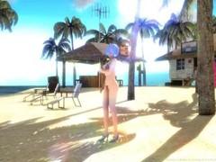 MMD ARROW - Rem Bikini - okazurand.net Thumb