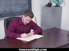 TeamSkeet - Student Sucks Fat Teacher Cock Thumb
