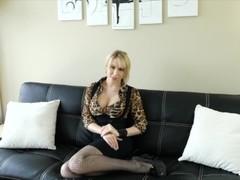 BRIBE THE BOSS - BIG COCK WORSHIP - Katie Banks Thumb