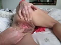 granny pussy gaping Thumb