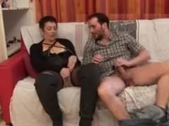 Diana la mature se fait demonter sur telsev tv Thumb
