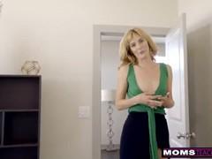 MomsTeachSex - Hot Wife Uses Step Sons Cock In Revenge Fuck S9:E3 Thumb