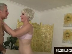 Well Preserved Grandma Dalny Marga Blows a Boner Before Getting Fucked Thumb