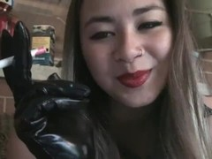 MissDeeNicotine - Human Ashtray POV Thumb