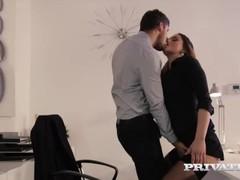 Private.com - Secretary Barbara Bieber fucks her boss Thumb