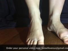 Sexy Feet Compilation. Mistress Hotwife Venus. Thumb