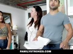 FamilyStrokes - Blowing Her Cheating Stepdad Thumb