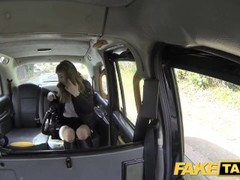 Fake Taxi Busty brunette gets her arse stretched in deep anal fuck Thumb