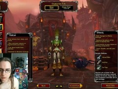Playing World of Warcraft: Day 1 Thumb