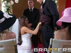 BRAZZERS - The Royal Porno Wedding Parody - Madelyn Marie & Ramon Thumb