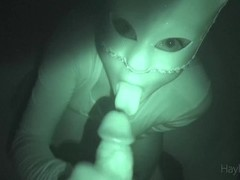 Haylee Love Masked MILF Night Vision Thumb